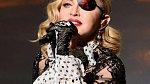 Madonna má strach z bouřky.