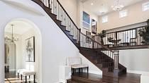 Dům Katie Holmes působí dospěle a je plný luxusu.
