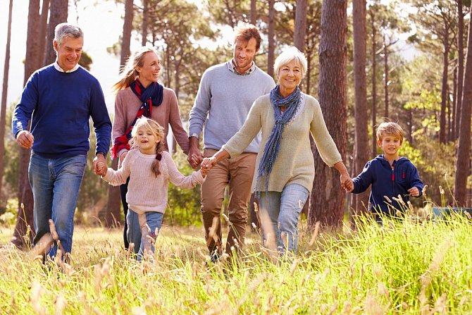 Čas od času naplánujte rodinný výlet.