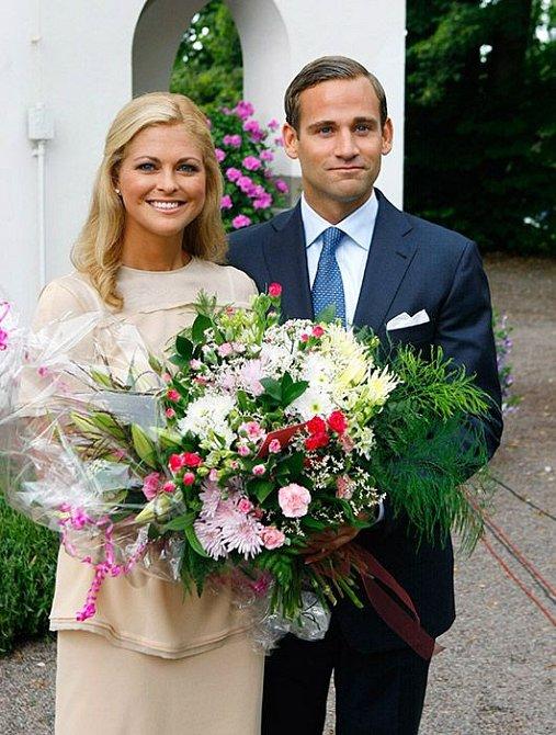 Svatba s Jonasem Bergstromem se nakonec nekonala.