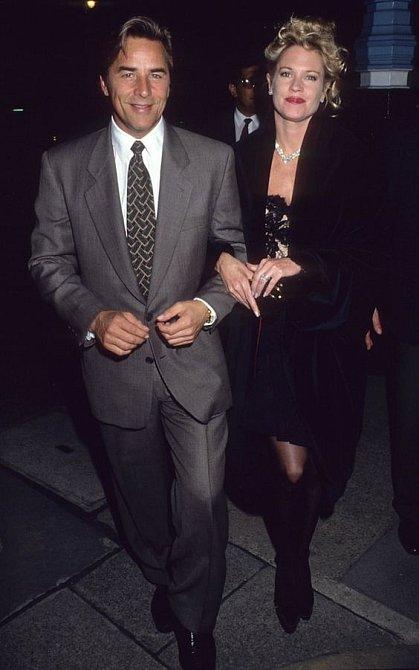 Don Johnson byl její velkou láskou.