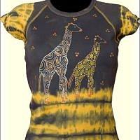 Žirafkové triko