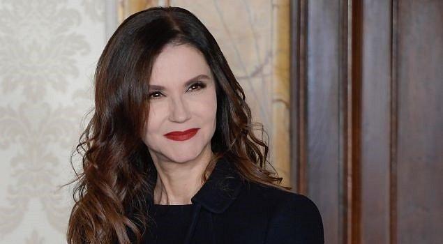 Herečka Alessandra Martines.