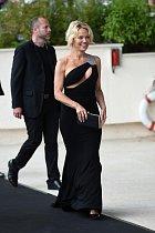 Pamela nedávno zářila na filmovém festivalu v Cannes.