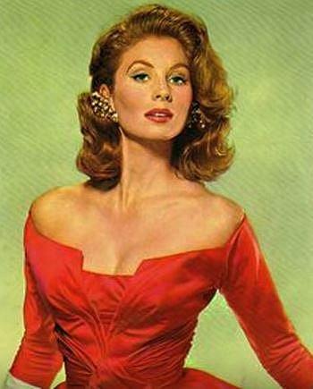 Suzy Parker - 177 cm, prsa: 88 cm, pas: 60 cm, boky: 91 cm. Tako kráska uspěla nejen v modelingu, ale zahrála si i menší role ve filmu a v televizi.
