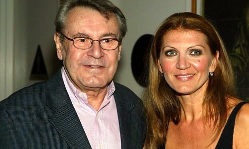 Martina Formanová, Miloš Forman