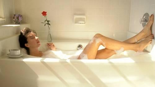V zimě se oddejte koupeli!