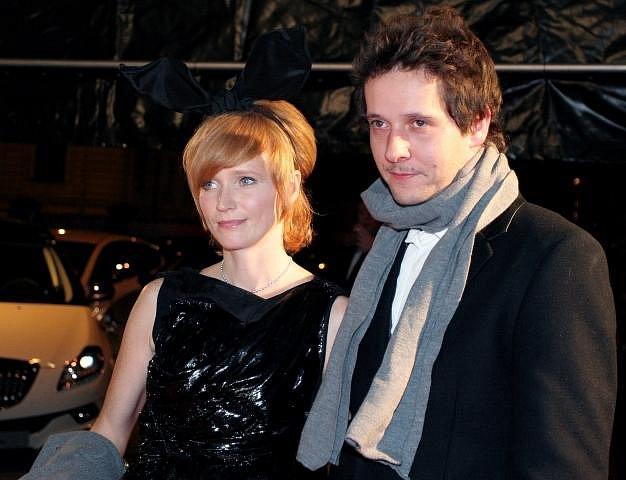Módní ikona: Anna Geislerová s manželem Zdeňkem Janáčkem