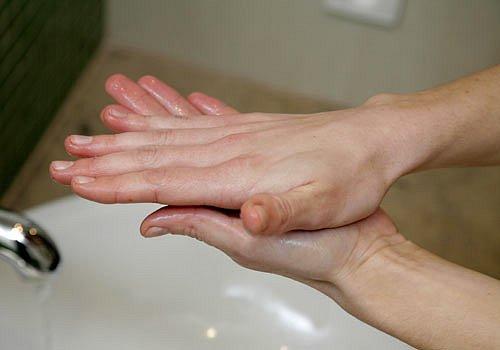 Jak si správně mýt ruce