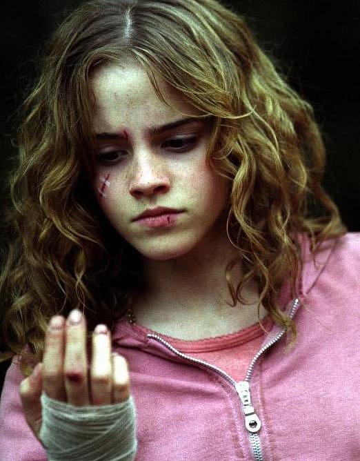 Harry Potter a Vězeň z Azkabanu - Emma Watson coby Hermiona Granger