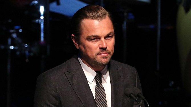 S hercem Leonardem DiCaprio zažila modelka krátké milostné vzplanutí.