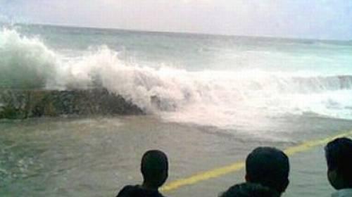 Zemětřesení, tsunami a světové potopy