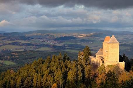 Velikonoce v Kašperských Horách a na hradě Kašperk