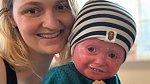 Anna Wilklow s maminkou