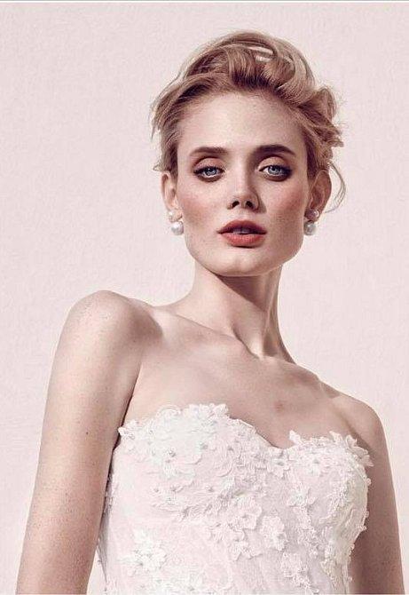 Dostala se na titulku ruského Vogue.