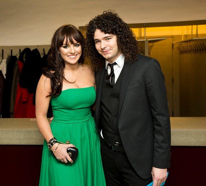 Ewa Farna s manželem