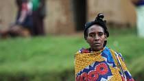 Ilustrační foto - Žena v Demokratické republice Kongo