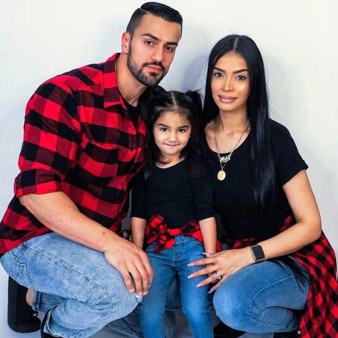 Spokojená rodina