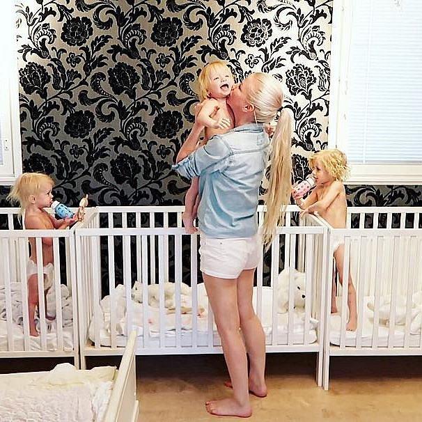 Rodina si žije na finské samotě svůj sen.