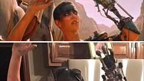 Dokonalá kopie Furiosy z filmu Šílený Max: Zběsilá jízda