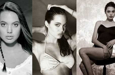 Angelina Jolie, patnáctiletá