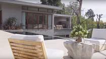 Dům v L.A. nabízí veškerý luxus.