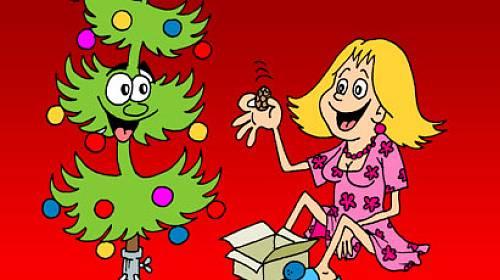 Nemám ráda Vánoce a Silvestr