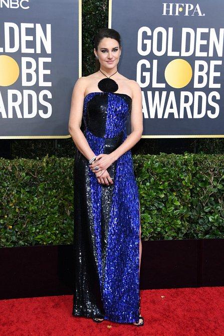 Shailene Woodley má svůj styl.