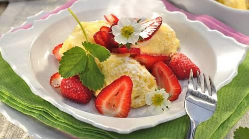 TOP recepty na jahodové orgie – Sláva knedlíkům