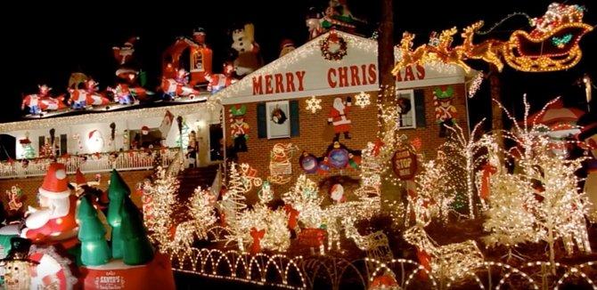 Nejhorší vánoční dekorace všech dob!
