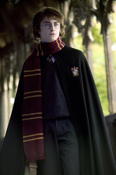 Harry Potter a Ohnivý pohár - Daniel Radcliffe coby Harry Potter