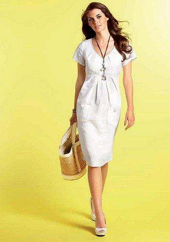 lněné šaty: Steilmann