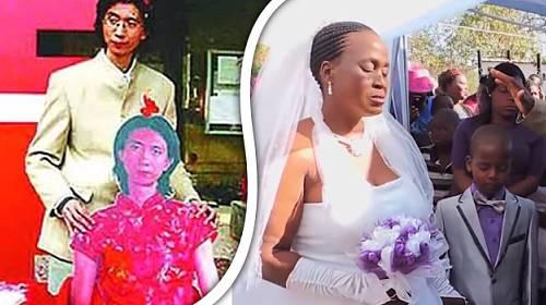 Podivné svatby