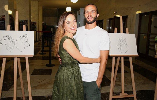 Rambovi uzavřeli sňatek v roce 2019, stejný rok se jim narodil první syn.