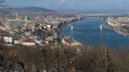 Dobré důvody proč navštívit Budapešť v zimě