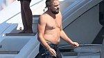 Leonardo DiCaprio rozhodně svůj čas v posilovně netráví.
