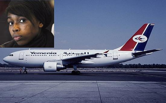 Bahia Bakari - Jako jediná přežila havárii letadla