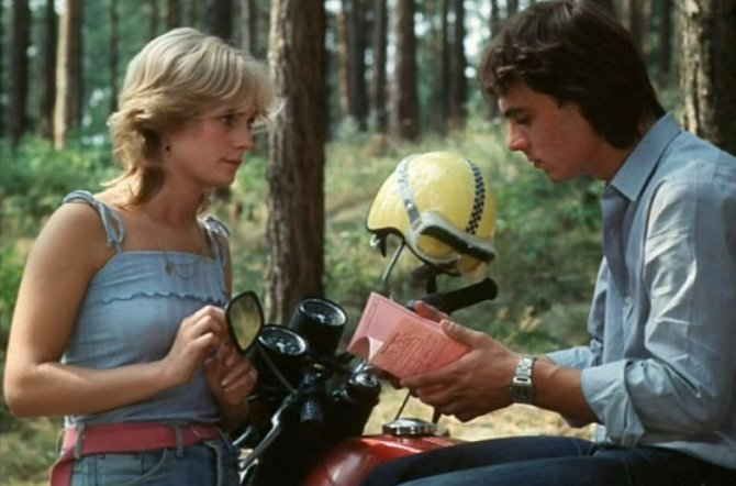 Romeo a Julie z české vesnice