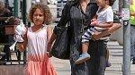 Halle Berry si děti pořídila až po čtyřicítce.