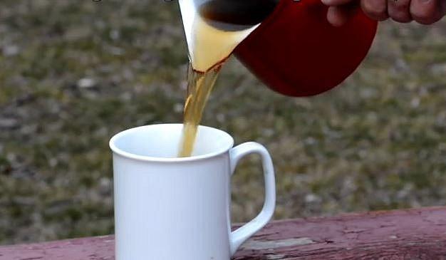 Skvělá káva bez lógru je na světě!