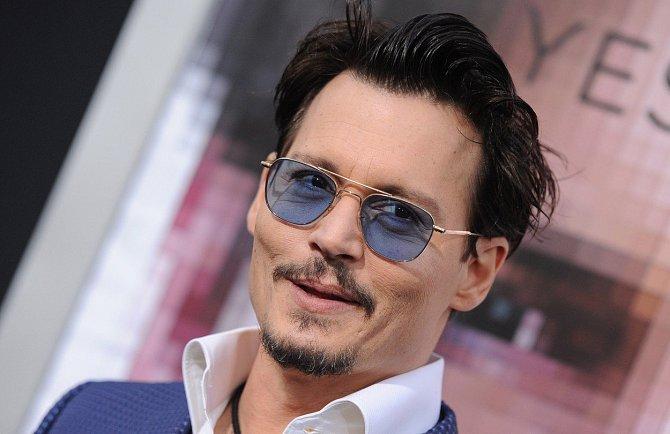 Role kapitána Jacka Sparrowa byla jednou z životních rolí herce Johnnyho Deppa.