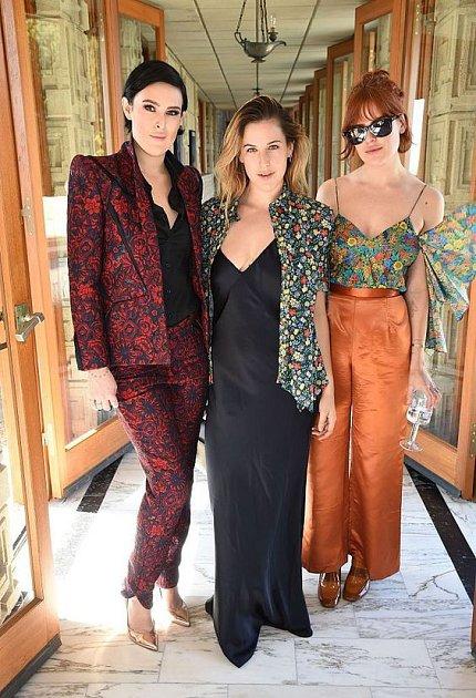 Bruce Willis má tři dospělé dcery s Demi Moore.