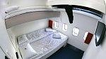 Ubytování se nachází uvnitř vyřazeného letadla 747-200 jetliner a otevřen byl v roce 2008.