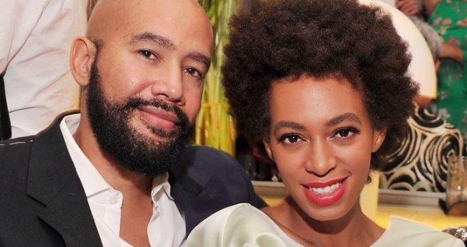 Manželství ale bohužel nevydrželo, Solange si v roce 2014 vzala producenta Alana Fergusona.