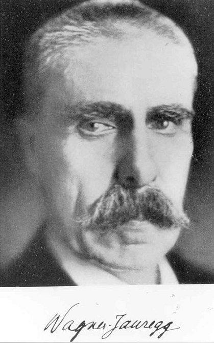 Julius Wagner-Jauregg získal za objev léčivých účinků malárie v roce 1927 Nobelovu cenu za lékařství.