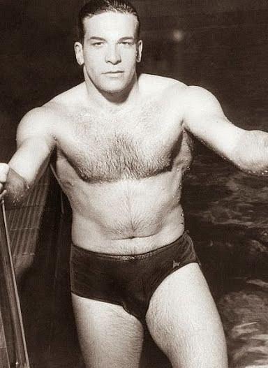 Bud Spencer v době, než rozjel svou hereckou kariéru.