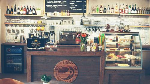 Oliver's Coffee Cup: Kavárna, kam se budete vracet