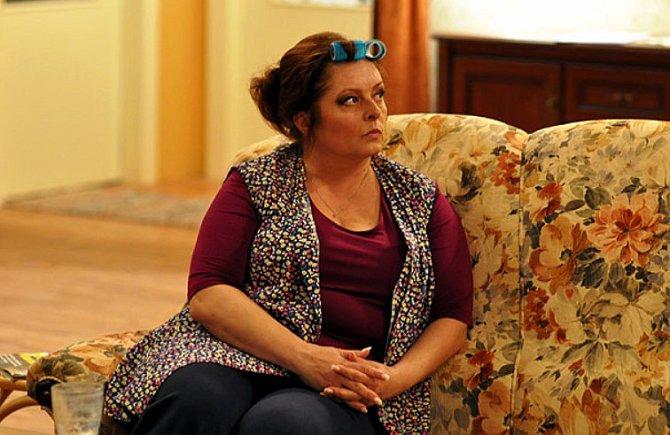 Táňa Kulíšková v seriálu Sekerovci