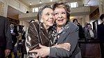 Jiřina Jirásková a Jiřina Bohdalová