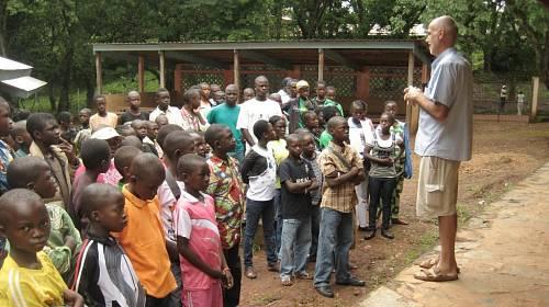 <p>Děti jsou v SAR stejné jako všude jinde ve světě – zvídavé, dychtivé, připravené hrát si i učit s